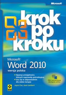 Microsoft Office Word 2010 krok po kroku