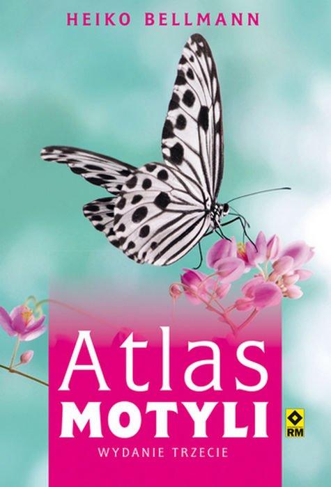 Znalezione obrazy dla zapytania atlas motyli rm