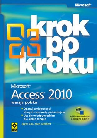 Microsoft Office Access 2010 krok po kroku