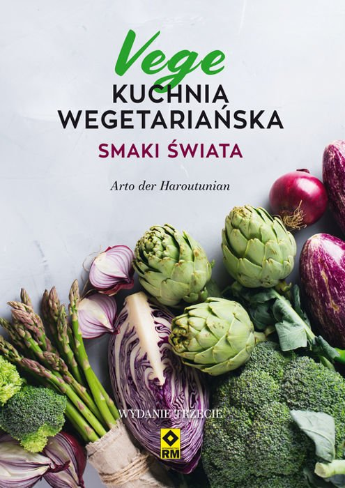 Kuchnia Wegetarianska Smaki Swiata Kuchnia Kuchnia Wydawnictwo Rm